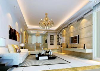 Golden Living Room Interior Scene 3d Model 3ds Max Open3dmodel 17321