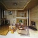 The Hardcover Taste Minimalist Living Room