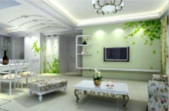Fresh Living Room Interior 3d Max Model Free Download Link