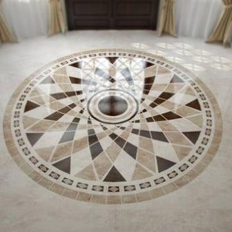 Circular Marble Floor Tiles 3d Max Model Free