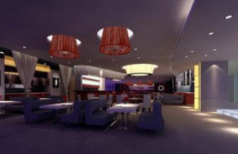 Romantic Restaurant Interior 3d Max Model Free 3ds Max Free Download Id17441