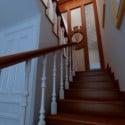Continental Stairwell Interior Scene