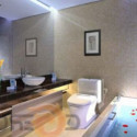 Simple Bathroom 3d Max Model Free