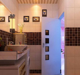Interior Scene Bathroom