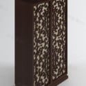 Retro Decoration Textured Wardrobe