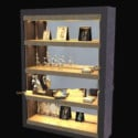 Decoration Home Cabinet 3d Max Model Free