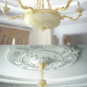 European Living Room Chandelier 3d Max Model Free