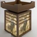 Lampu siling antik