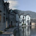 Chinese Ancient Building Style 3d Max Model