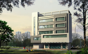 Office building 3d max model (3ds,max) free download id17721.