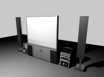 Home Theater Hardware