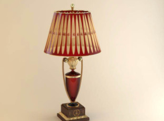 Trophy-pöytälamppu