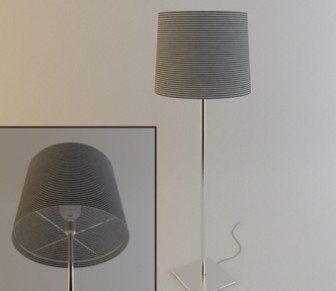 Home Table Lamp 3d Max Model Free