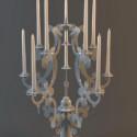 ヨーロッパの燭台ランプ