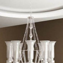 White Crystal Chandelier 3d Max Model Free