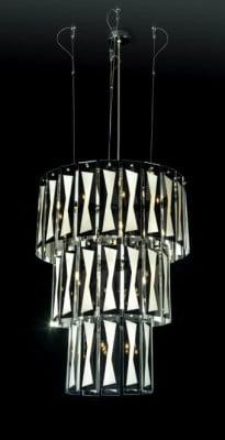 Ultra-modern  Of Large Crystal Chandelier