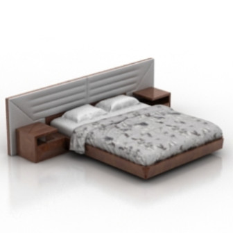 3ds max bed model free download