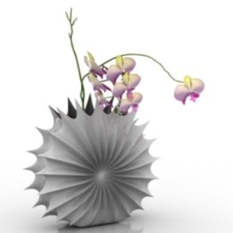 Porcelain teeth decoration 3d max model 3ds max free for Decoration 3d model free download