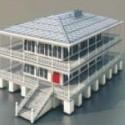 Multi Housing 3d Max Model