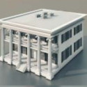 Continental Residential 3d Max Building