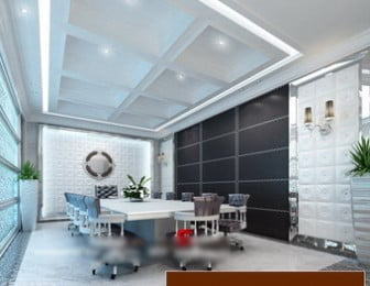 Interior Conference Rooms 3d Model 3ds Max Open3dmodel 18507