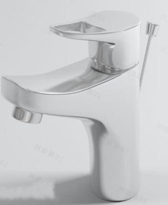 Bathroom Faucet 3d Max Model Free