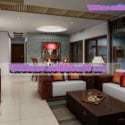 Chinese Modern Living Room Interior 3d Max Model Free