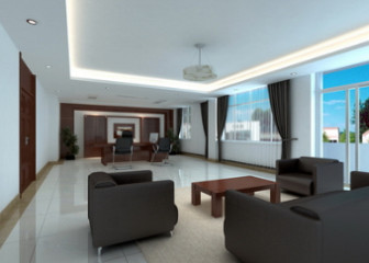 large office interior 3d max model free 3ds max free download