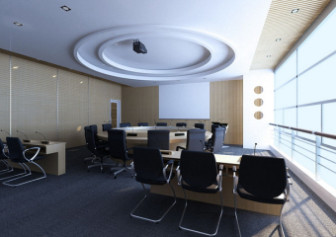 Interior Scene Conference Room 3d Model 3ds Max Open3dmodel 18609