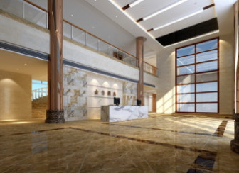 Office Lobby Design Interior 3d Max Model Free 3ds Max Free Download Id18617
