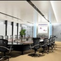 Modern Design Conference Room Interior