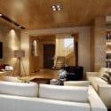 Minimalist Livingroom Design 3dsMax Scene