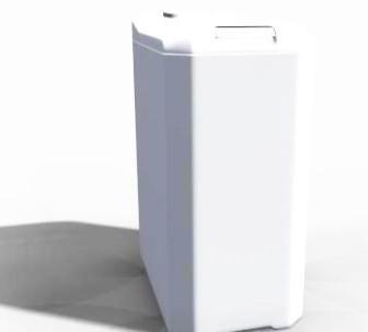 New Washing Machine 3d Max Model