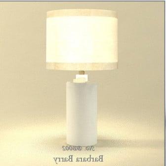Warm Lamp 3d Max Model Free