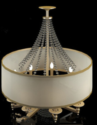 Romantic Candle Chandelier 3d Max Model Free