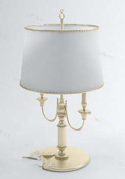 Elegant Table Lamp 3d Max Model Free