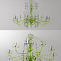 The Fashion Crystal Chandeliers 3d Max Model Free