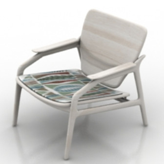 Recumbent Chair 3d Max Model Free