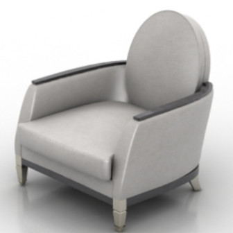 Modern Sofa 3d Max Model Free