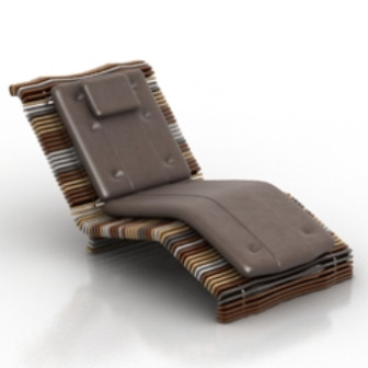 Leather Sofa Chair 3d Max Model Free
