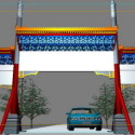 Color Torii 3d Max Model Free
