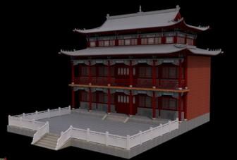 Temple Hall Kiinalainen