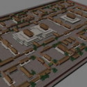 Chinese Imperial Palace 3d Max Model Free