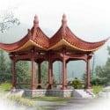 中国建築パビリオン無料