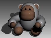 Animal Puppet Monkey