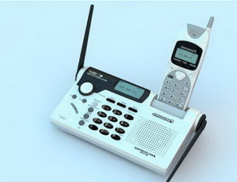 Kablosuz telefon
