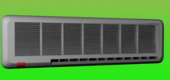 Household Appliance  Air Conditioner 3dMax Model
