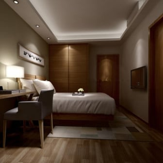 Bedroom design 3d max model free 3ds max free download for Bedroom designs 3d model