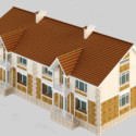 Residential Villas 3d Max Model Free Download