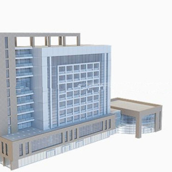 3d model building | category: buildings and houses.